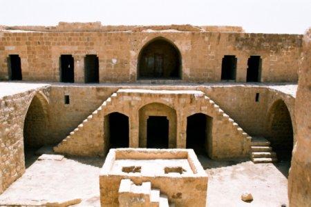 قلعة الحسا في الأردن