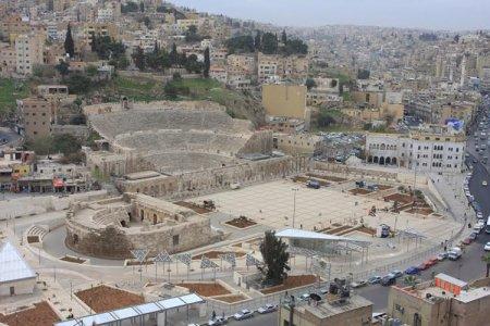 الساحة الهاشمية في مدينة عمان