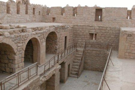 قلعة العقبة في الأردن