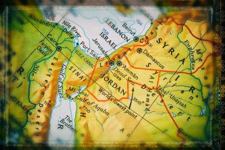 المدن والقرى الأردنية