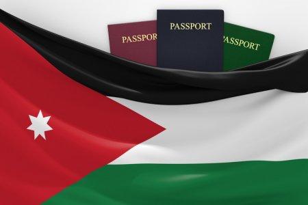 تأشيرة دخول الأردن