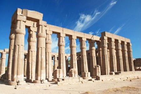 معبد الاقصر - مصر