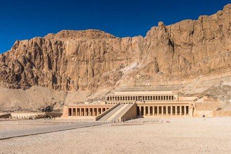 معبد حتشبسوت في الأقصر