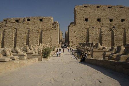 معبد الكرنكالأقصر
