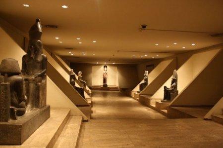 متحف التحنيط بالاقصر - مصر