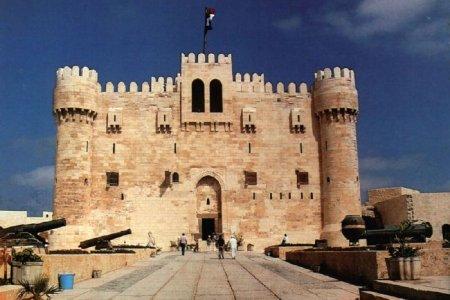 قلعة قايتبايفي الإسكندرية