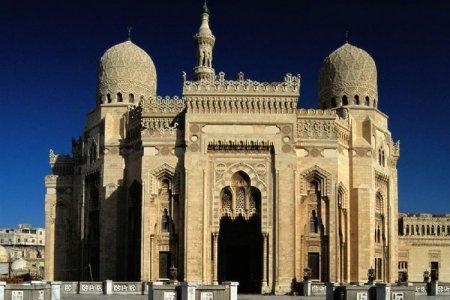 جامع المرسي أبو العباس في الإسكندرية - مصر