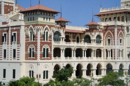 قصر المنتزه في الإسكندرية