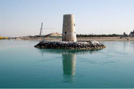 حصن المقطع في أبوظبي