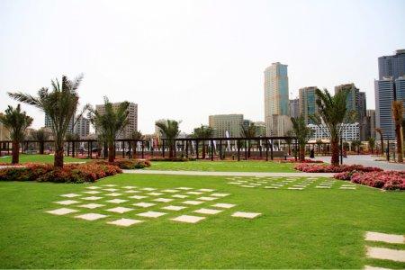حديقة المجاز في الشارقة