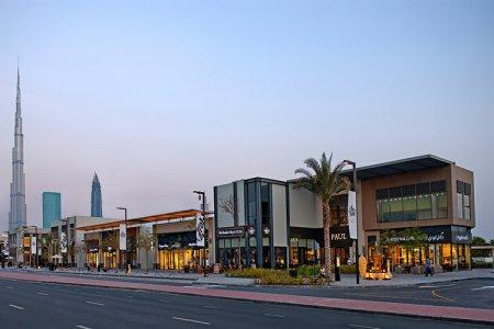 سيتي ووك دبي - City Walk