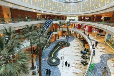 مركز الغرير التجاري في دبي