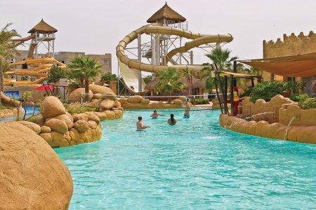 القرية المائية جنة دلمون المفقودة في البحرين
