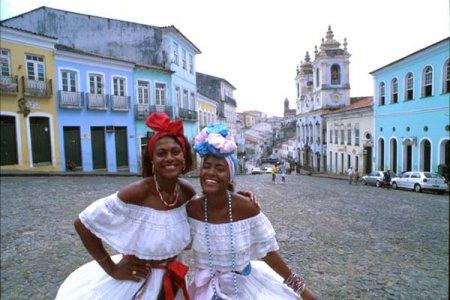 القلب الاسود في البرازيل