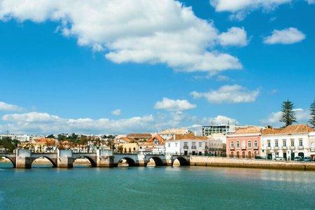 مدينة تافيرا البرتغال