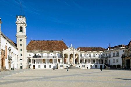 مدينة كويمبرا البرتغال
