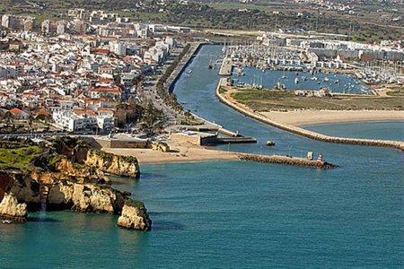 مدينة لاغوس في البرتغال