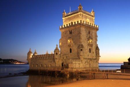 برج بيليم في لشبونة - البرتغال