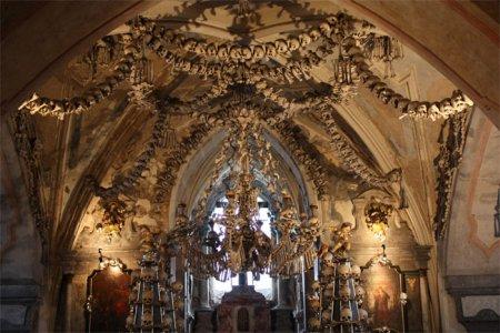كنيسة سيدليك في جمهورية التشيك