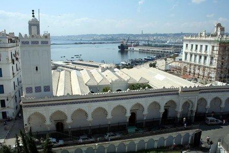 الجامع الكبير بالقصبة الجزائر العاصمة