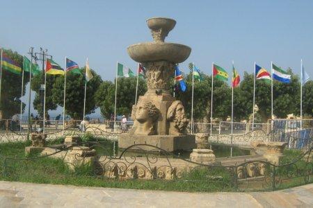 مدينة شرشال في الجزائر