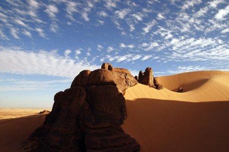 جبال هقار بالجزائر