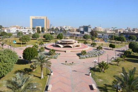 منتزه الأمير سعود بن جلوي في الخبر