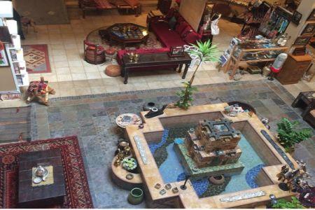 معرض تراث الصحراء في مدينة الخبر