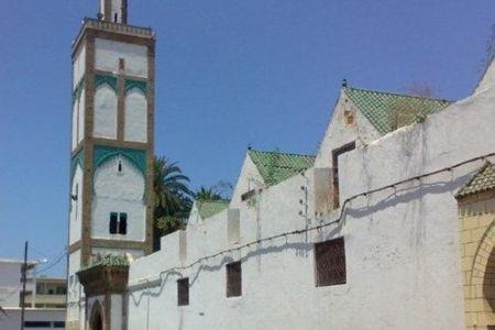 جامع ولد الحمرا في الدار البيضاء - المغرب