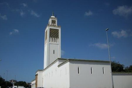 المسجد العتيق في الدار البيضاء - المغرب