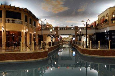 فيلاجيو مول في الدوحة - قطر