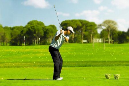 الغولف في الرياض - السعودية