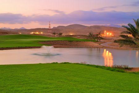 نادي الغولف في الرياض