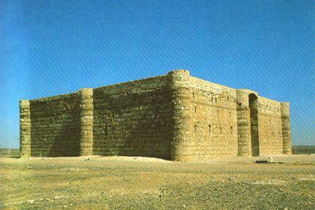 قصر شبيب من مدينة الزرقاء