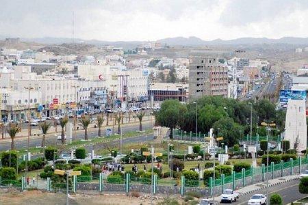 مدينة خميس مشيط بالسعودية
