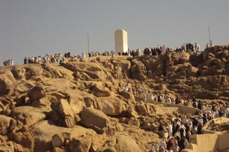 جبل عرفة