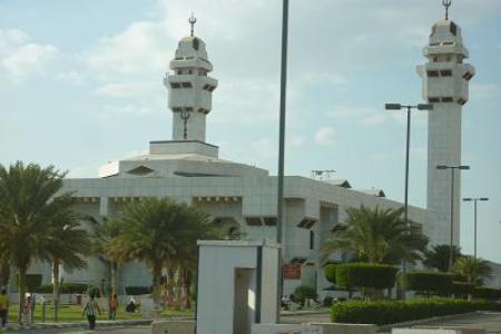 مسجد التنعيم في مكة