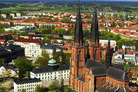 مدينة اوبسالا في السويد