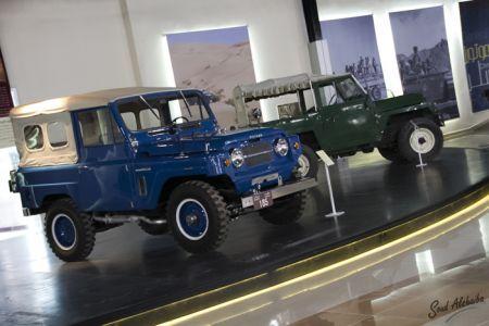متحف الشارقة للسيارات