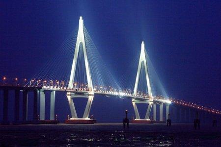 جسر هانغزو في الصين