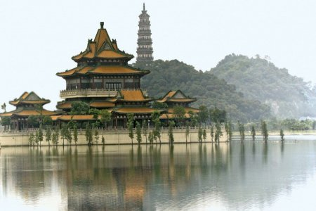 مدينة فوشان الصينية