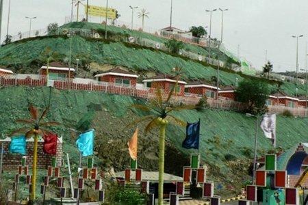 حديقة جبل دكا في الطائف