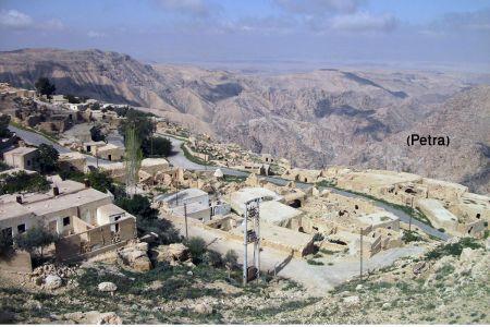 قلعة السلع في محافظة الطفيلة