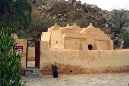 مسجد البدية في الفجيرة