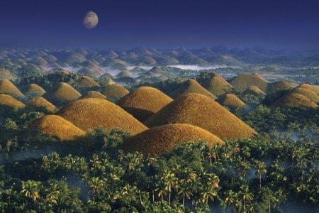 تلال الشوكولا في الفلبين