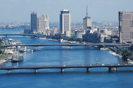 نهر النيل في القاهرة