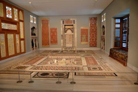 متحف الخزف الاسلامي في القاهرة