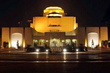 دار الأوبرا المصرية في القاهرة