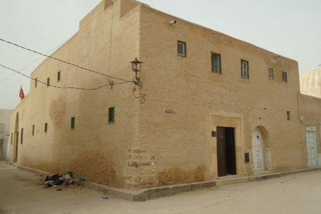 زاوية سيدي عمرفي القيروان