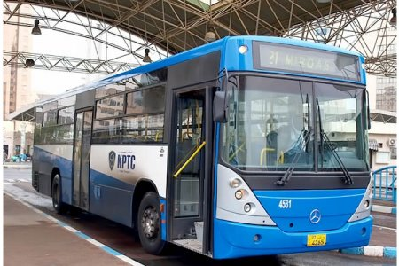 الحافلات وسائل النقل العامة في الكويت